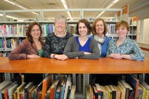 Dana Hall librarians