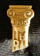 1905 class pin