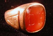 1924 class ring