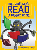 Free Your Mind: Read a Banned Book