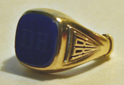 1981 Class Ring