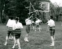 Sword dance, 1958