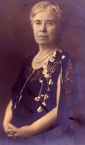Mademoiselle Marie Louise Reuche