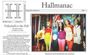 Hallmanac Oct. 2011