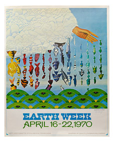 Earth Week, Apr. 18-22, 1970
