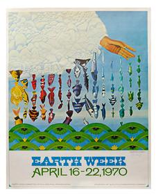 Earth Week, Apr. 18-22, 1970