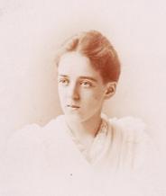 Carrie Denton 1885