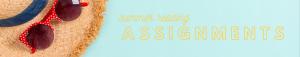 Summer Assignments Banner